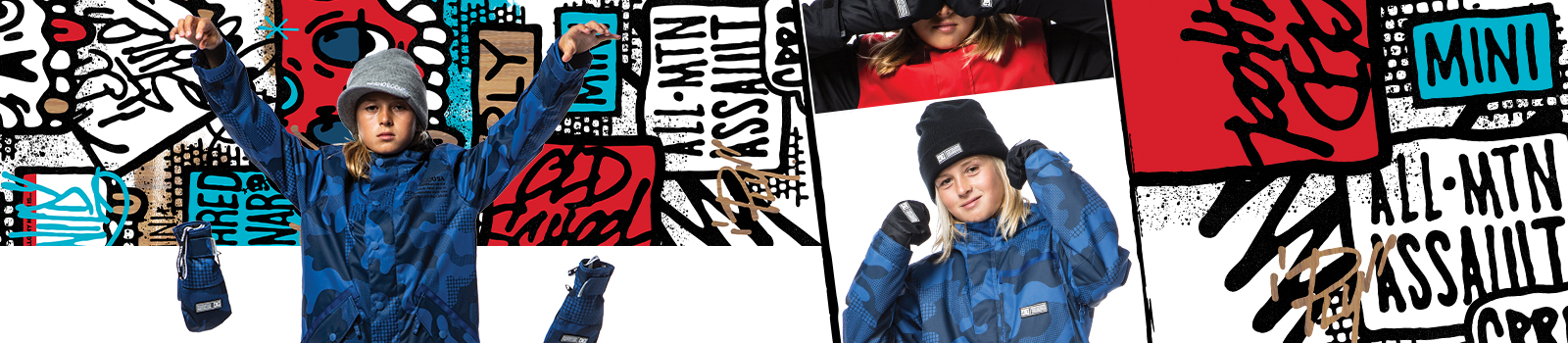 Kids Snowboard & Ski Pants from DC Shoes
